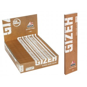 """Gizeh PURE """"King Size Slim 33"""""""