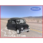 "Welly-Modellauto ""Fiat 500"""