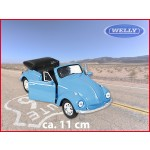 "Welly-Modellauto ""VW Beetle Cabrio"""
