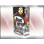 Double Blunt Wrap, BROWN