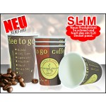 Coffee 2 Go 300ml Premium SLIM
