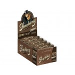 Smoking BROWN King Size SLIM Conical Tips 33 Stck