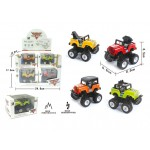 "DIE-CAST Modellauto "" Off Road Car """