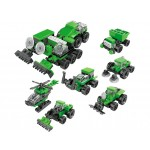 "Cross Country Car Build Set ""Farm Machinery"""