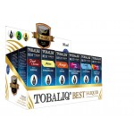 "TobaliQ Liquid ""Display 0mg- 6mg 18Stk. MIX 2"