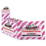 "Fishermans ""Raspberry"" 25g"