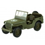 "Welly-Modellauto ""Jeep 1941 Willys MB"" 12cm"