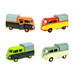 "Welly-Modellauto ""Volkswagen Doppelkabine Pick-up T1"" 12cm"
