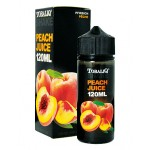 "TobaliQ E-Liquid SHAKE ""Peach Juice"" - ohne Nikotin - 100ml"