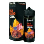 "TobaliQ E-Liquid SHAKE ""USA Blend"" - ohne Nikotin - 100ml"