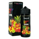 "TobaliQ E-Liquid SHAKE ""Fruity Rio"" - ohne Nikotin - 100ml"