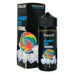 "TobaliQ E-Liquid SHAKE ""Candy Ice"" - ohne Nikotin - 100ml"
