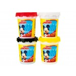 Mickey Mouse - Knete im Becher - 7,5cm