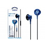 "SUNIX- SX106 - In-Ear Headphones ""Türkis"" - 3,5mm"