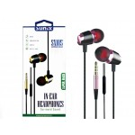 "SUNIX- SX105 -Super Bass - Headphones ""Schwarz"" - 3,5mm"