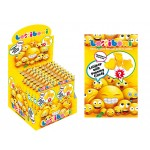 "Lolli mit Popping Candy ""Funny Face"" - 12gr"