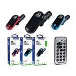 "SUNIX- MDL-01 ""CAR Bluetooth FM Modulator"" - 2.0A"