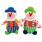"Plüsch-Clown ""August""  27 cm - 474574"