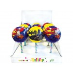 "XL Ballitop ""Justice League"" - Durchm. 11cm -15g"