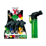"TobaliQ Jet Flame ""Turbo X6 L"" - 9,5cm"
